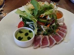 Joey's Sashimi Salad