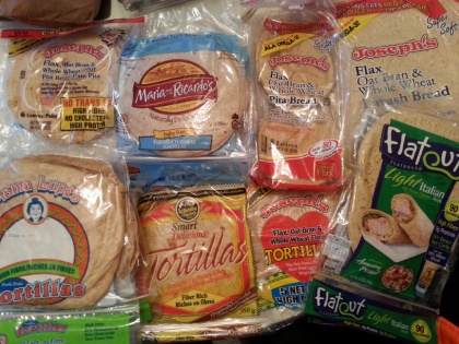 Low Carb Bread Options