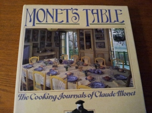 The Cooking Journal of Claude Monet - Joyes and Naudin