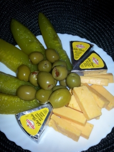 Relish Tray - Just Add Crackers